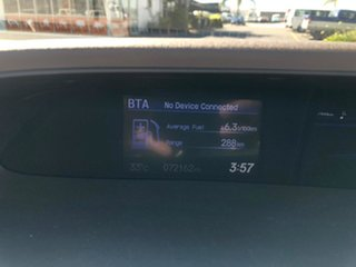 2012 Honda Civic MY12 Hybrid Alaska White Continuous Variable Sedan