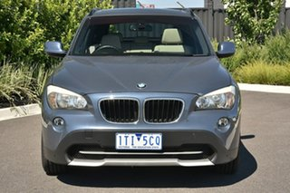 2010 BMW X1 E84 xDrive20d Steptronic Grey 6 Speed Sports Automatic Wagon