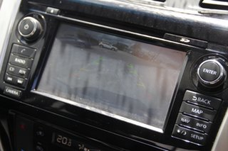 2015 Nissan Navara D23 ST-X Red 7 Speed Sports Automatic Utility