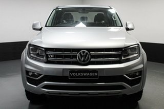 2016 Volkswagen Amarok 2H MY17 TDI550 4MOTION Perm Highline Reflex Silver 8 Speed Automatic Utility.