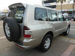 2002 Mitsubishi Pajero NM Commonwealth Games Ltd Ed Gold 5 Speed Auto Sports Mode Wagon.