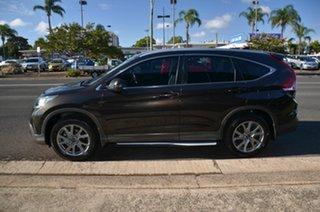 2014 Honda CR-V 30 MY14 VTi-S (4x4) Brown 5 Speed Automatic Wagon