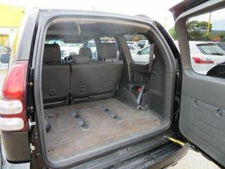 2004 Toyota Landcruiser Prado GRJ120R Grande (4x4) Black 4 Speed Automatic Wagon