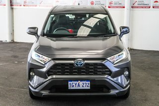 2019 Toyota RAV4 Axah52R GX 2WD Graphite 6 Speed Constant Variable Wagon Hybrid