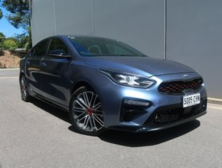 2020 Kia Cerato BD MY20 GT DCT Blue 7 Speed Sports Automatic Dual Clutch Sedan.