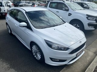 2016 Ford Focus LZ Sport 6 Speed Automatic Hatchback.