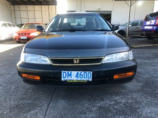 1996 Honda Accord VTi Green Met/grey 4 Speed Automatic Sedan