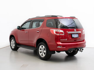 2015 Holden Colorado 7 RG MY16 LTZ (4x4) Red 6 Speed Automatic Wagon