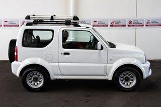 2012 Suzuki Jimny Sierra (4x4) 5 Speed Manual 4x4 Wagon