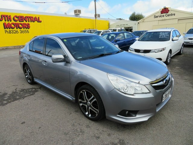 Used Subaru Liberty 2.5I Morphett Vale, 2010 Subaru Liberty 2.5I Silver 6 Speed Constant Variable Sedan