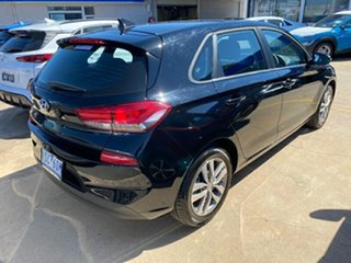 2020 Hyundai i30 PD2 MY20 Active Phantom Black 6 Speed Sports Automatic Hatchback.