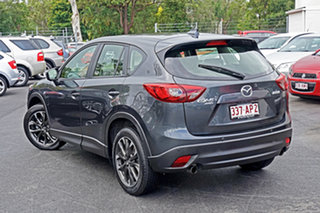 2015 Mazda CX-5 KE1032 Akera SKYACTIV-Drive AWD Grey 6 Speed Sports Automatic Wagon.