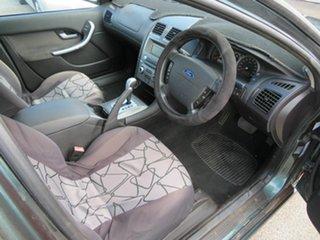 2007 Ford Falcon BF MkII XT Green 4 Speed Auto Seq Sportshift Sedan