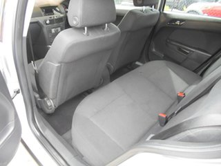 2006 Holden Astra AH MY06.5 CD Silver 5 Speed Manual Hatchback