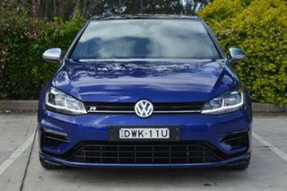 2018 Volkswagen Golf 7.5 MY18 R DSG 4MOTION Blue 7 Speed Sports Automatic Dual Clutch Hatchback.