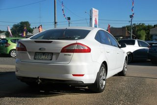 2009 Ford Mondeo MA Zetec White 6 Speed Automatic Hatchback