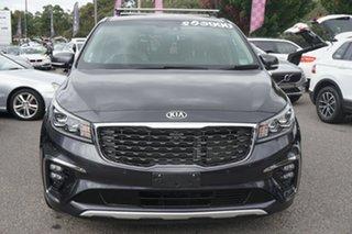2018 Kia Carnival YP MY18 Platinum Grey 6 Speed Sports Automatic Wagon.