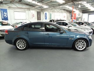 2008 Holden Commodore VE MY09 60th Anniversary Blue 4 Speed Automatic Sedan