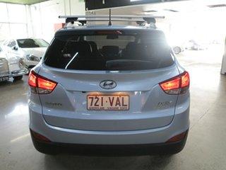 2011 Hyundai ix35 LM MY12 Highlander AWD Blue 6 Speed Sports Automatic Wagon