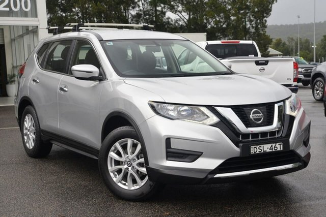Used Nissan X-Trail T32 ST X-tronic 2WD West Gosford, 2017 Nissan X-Trail T32 ST X-tronic 2WD Grey 7 Speed Constant Variable Wagon