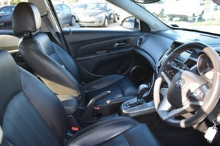 2012 Holden Cruze JH Series II MY12 CDX Billet Silver 6 Speed Sports Automatic Sedan