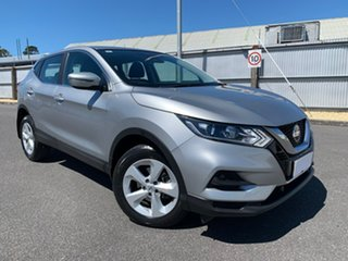 2019 Nissan Qashqai J11 Series 2 ST X-tronic Silver 1 Speed Constant Variable Wagon.