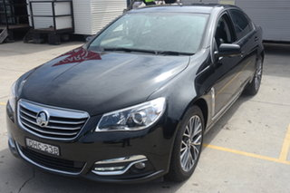 2016 Holden Calais VF II MY16 Black 6 Speed Sports Automatic Sedan.