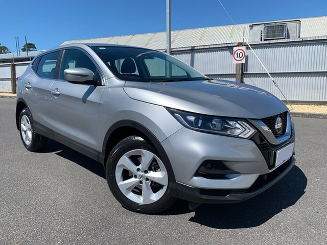 Used Nissan Qashqai J11 Series 2 ST X-tronic Moonah, 2019 Nissan Qashqai J11 Series 2 ST X-tronic Silver 1 Speed Constant Variable Wagon