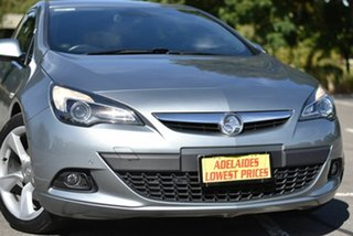 2015 Holden Astra PJ MY15.5 GTC Grey 6 Speed Automatic Hatchback