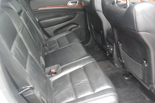 2011 Jeep Grand Cherokee WK MY2011 Limited 70th Anniversary Silver 5 Speed Sports Automatic Wagon