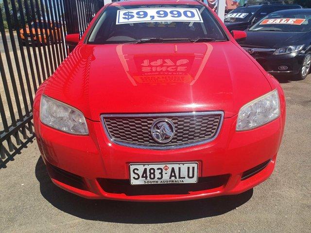 Used Holden Commodore VE II MY12 SS Morphett Vale, 2011 Holden Commodore VE II MY12 SS Red 6 Speed Sports Automatic Sedan