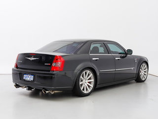 2011 Chrysler 300C LE MY08 SRT8 Black 5 Speed Automatic Sedan