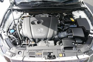 2018 Mazda 3 BN5438 SP25 SKYACTIV-Drive GT White 6 Speed Sports Automatic Hatchback