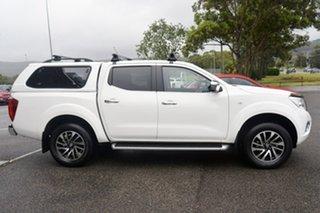 2017 Nissan Navara D23 S2 ST White 6 Speed Manual Utility.