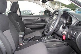 2020 Mitsubishi Triton MR MY21 GLX Double Cab ADAS White 6 Speed Sports Automatic Cab Chassis