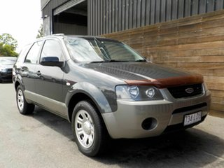 2008 Ford Territory SY TX Grey 4 Speed Sports Automatic Wagon.