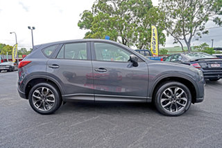 2015 Mazda CX-5 KE1032 Akera SKYACTIV-Drive AWD Grey 6 Speed Sports Automatic Wagon