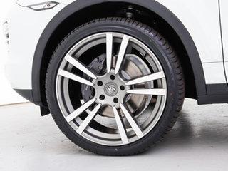 2013 Porsche Cayenne Series 2 MY14 Diesel White 8 Speed Automatic Tiptronic Wagon