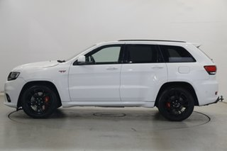 2017 Jeep Grand Cherokee WK MY17 SRT White 8 Speed Sports Automatic Wagon.