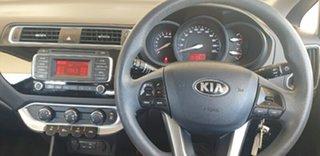 2015 Kia Rio UB MY15 S Black 4 Speed Sports Automatic Hatchback