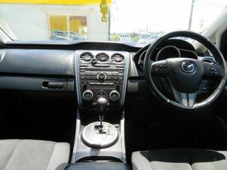 2010 Mazda CX-7 ER MY10 Classic (FWD) Silver 5 Speed Auto Activematic Wagon