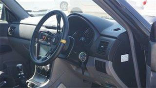 2007 Subaru Forester STi Black Manual