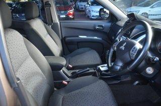 2014 Mitsubishi Triton MN MY14 Update GLX-R (4x4) Bronze 5 Speed Automatic 4x4 Double Cab Utility
