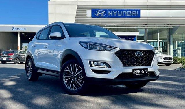 Demo Hyundai Tucson South Melbourne, TL4 TUCSON WG ACTIVE X 2.0P AUTO