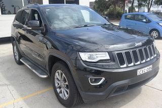 2014 Jeep Grand Cherokee WK MY2014 Laredo Black 8 Speed Sports Automatic Wagon.