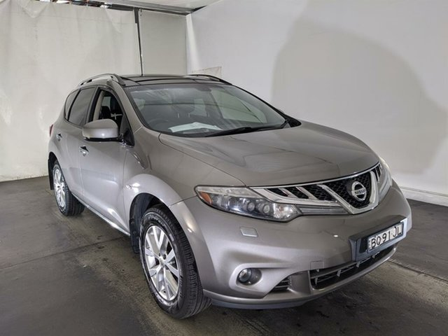 Used Nissan Murano Z51 Series 3 TI Maryville, 2012 Nissan Murano Z51 Series 3 TI Grey 6 Speed Constant Variable Wagon