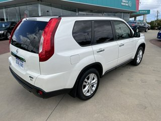 2012 Nissan X-Trail T31 Series 5 ST (4x4) White 6 Speed CVT Auto Sequential Wagon