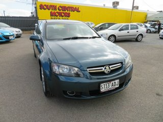 2009 Holden Berlina VE MY09.5 Dual Fuel Green 4 Speed Automatic Sedan