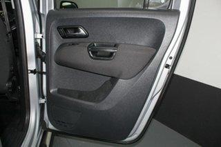 2016 Volkswagen Amarok 2H MY17 TDI550 4MOTION Perm Highline Reflex Silver 8 Speed Automatic Utility