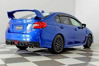 2016 Subaru WRX MY17 STI (AWD) Blue 6 Speed Manual Sedan